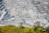pic of asbestos  - Abestos mine - JPG
