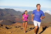 image of woman couple  - Running sport  - JPG