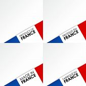 Made in France Badges