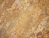 Beige Mottled Marble Texture Background