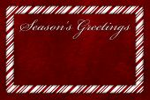 pic of candy cane border  - A Season - JPG