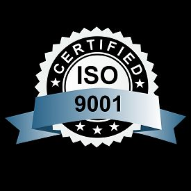 pic of emblem  - ISO certified emblem ISO stamp quality symbol - JPG