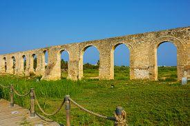 foto of ottoman  - Ottoman Kamares Aqueduct  - JPG