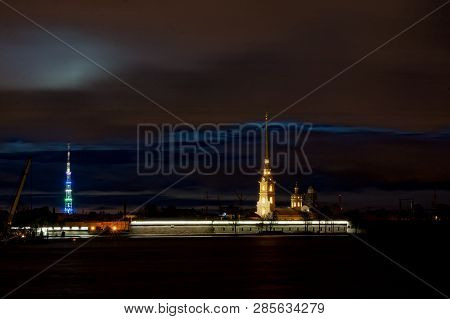 Night View Of Peter And