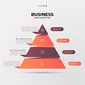 Business Info Graphic. Business Infographics. Design Concept Sign. Business Finance Concept. Infogra poster