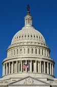 stock photo of confederate flag  - US Capitol Building  - JPG