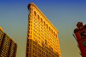 The Flatiron Building, New York City