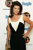 WEST HOLLYWOOD - AUGUST 27: Daphne Zuniga at the 10th Annual Entertainment Tonight Emmy Party Sponso