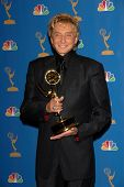 LOS ANGELES - AUGUST 27: Barry Manilow in the Press Room at the 58th Annual Primetime Emmy Awards in