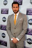 Zachary Levi at the Disney ABC Television and Hallmark Hall of Fame