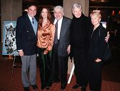 Richard Sherman, Lesley Ann Warren, Robert Sherman, A.J. Carothers and Joyce Bulifant at the America