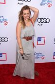 Hilary Duff at the 1st Annual Children Mending Hearts Style Sunday, Private Location, Beverly Hills,