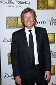 Nigel Lythgoe at the 3rd Annual Critics' Choice Television Awards, Beverly Hilton Hotel, Beverly Hil