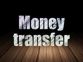 picture of transfer  - Finance concept - JPG