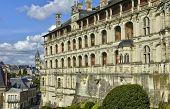 Постер, плакат: Renaissance Castle Of Blois In Loir Et Cher