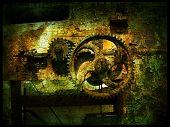 Постер, плакат: Гранж Gears 3