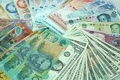 foto of ringgit  - multi currency  - JPG