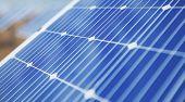 3d Illustration Solar Panels. Alternative Energy. Concept Of Renewable Energy. Ecological, Clean Ene poster