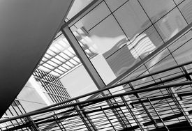 foto of commercial building  - Nice Image of a architecture Design Element - JPG