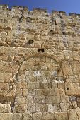 Hudlah Gates, Old City Of Jerusalem.