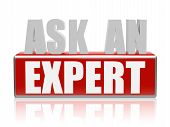 stock photo of sos  - ask an expert  - JPG