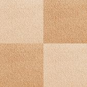 image of floor covering  - New checkered carpet texture - JPG