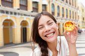 picture of squares  - Local Macau food  - JPG