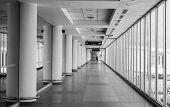 foto of yangon  - White hall at airport  - JPG