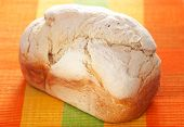 image of home-made bread  - Home made bread - JPG