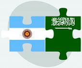 foto of saudi arabia  - Vector Image  - JPG
