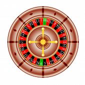 picture of roulette table  - The Tables a American  Roulette - JPG