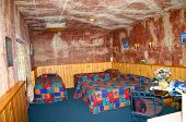 picture of bottomless  - one of the rooms at a underground hotel at coober pedy - JPG
