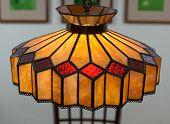 Постер, плакат: Тиффани лампа