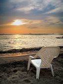 Beach Chair - Silla En La Playa