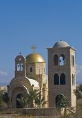 image of jericho  - The Greek Orthodox church of St - JPG