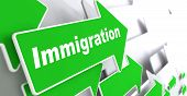 image of slogan  - Immigration  - JPG