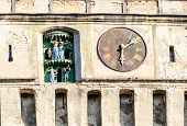 foto of figurines  - Detail of the The Clock Tower  - JPG