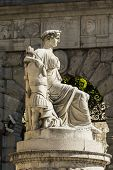 picture of bonaparte  - Statue of Peace in Freedom Square - JPG