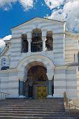 picture of sevastopol  - The Vladimir cathedral  - JPG