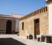 pic of salvatore  - SARDINIA ITALY  san salvatore sinis cabras old west village - JPG
