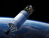 pic of ares  - Crew Exploration Vehicle In Space - JPG