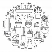 foto of plant pot  - linear design - JPG