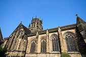 picture of church-of-england  - Collegiate Church of St Mary Stafford Staffordshire England UK Western Europe - JPG