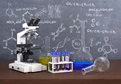 pic of chemistry  - Chemistry Laboratory Concept - JPG
