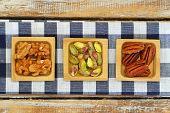 pic of pecan nut  - Pistachio - JPG
