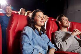 image of cinema auditorium  - cinema - JPG