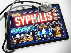 stock photo of syphilis  - Syphilis  - JPG