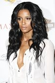 LOS ANGELES, CA - MAY 19: Ciara arrives at the 11th annual Maxim Hot 100 Party at Paramount Studios