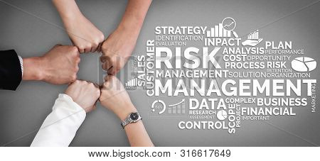 poster of Risk Management And Assessment For Business