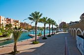 picture of urbanisation  - Sotogrande luxury marina and urbanisation in andalusia - JPG